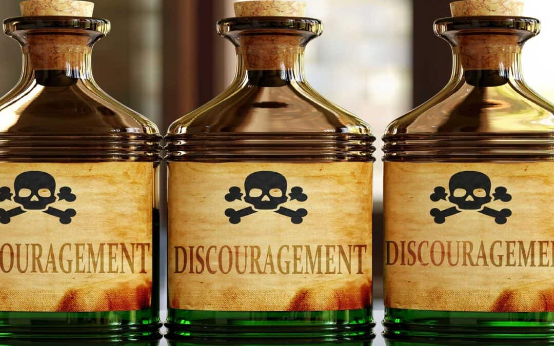 It's a Serious Sin to Discourage Others (January 20)
