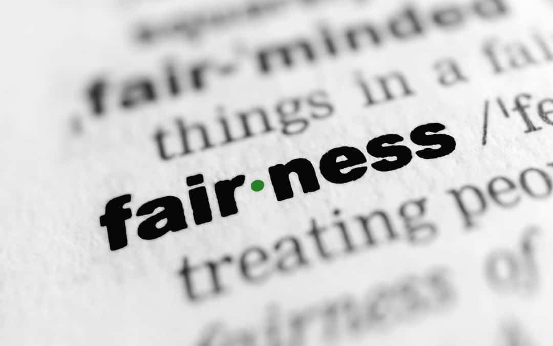 Fairness (April 7)