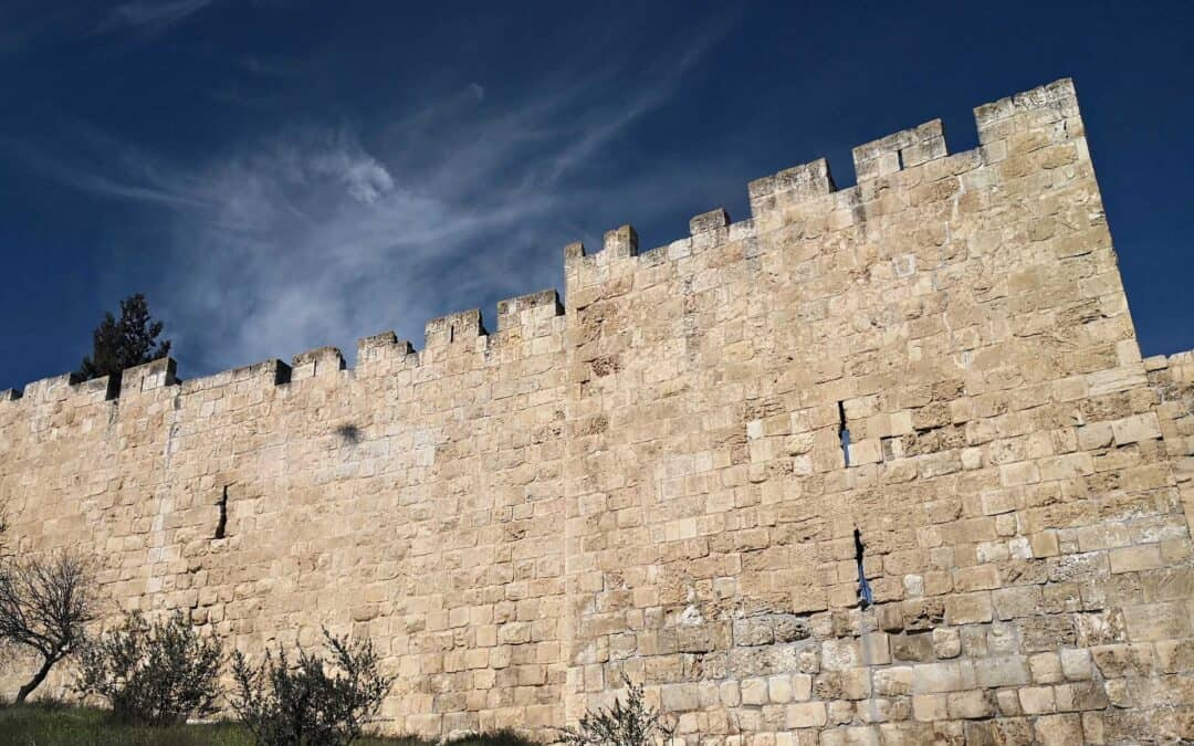 Out of Zion Shall Go Forth the Law (February 24)