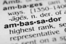 Christ's Ambassadors (August 1)